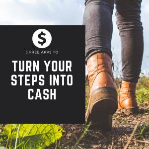 Walking Apps   Turn Your Steps Into Cash   Narayan Wellness Pleasanton, CA   Massage, Fitness, Nutrition